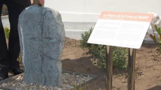 Bailiff's Cross stone