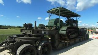 WW1 convoy
