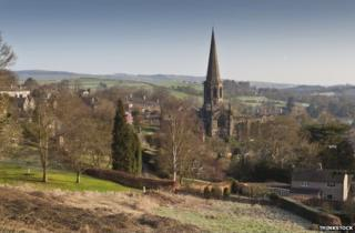 General view of Bakewell