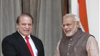 Modi and Sharif - 2014