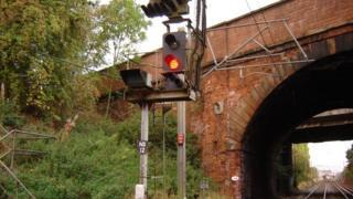 Bridge on A45
