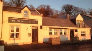 Pierhead Tavern, Lamlash