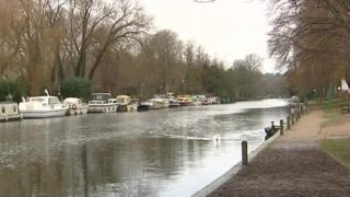 River Yare, Thorpe St Andrew