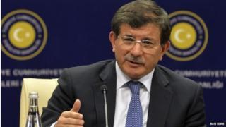 Ahmet Davutoglu, Turkey's new Prime Minister