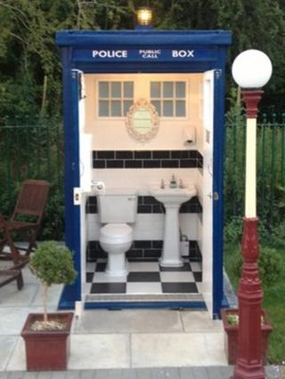 The Who loo