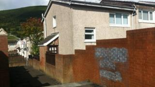 house where man was assaulted in ballygomartin drive