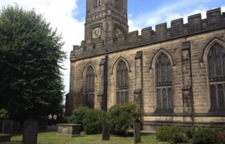 St Peter's Church, Belper