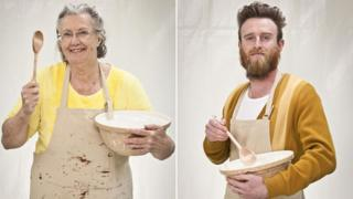 Diana Beard and Iain Watters