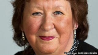 Councillor Lesley Hayward