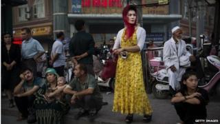 China's Xinjiang region is home to the Muslim Uighur minority community
