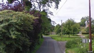 Cleeve Hill Road, Cleeve