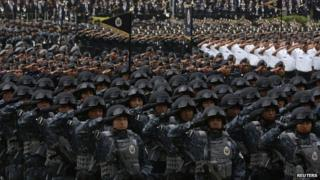 New police force launched, 22 Aug 2014
