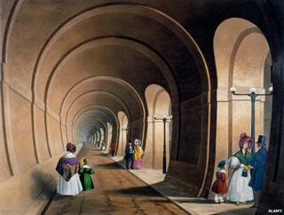 Thames Tunnel 1832