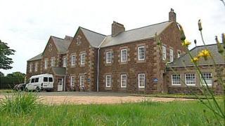 Haut de la Garenne building in St Martin, Jersey