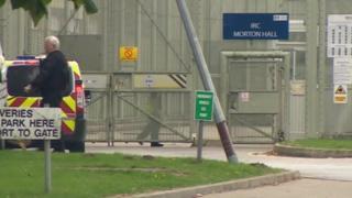 Morton Hall Immigration Centre