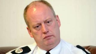 Chief Constable George Hamilton