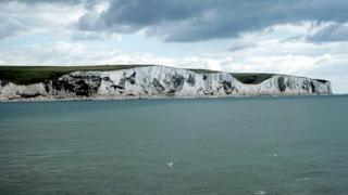 White Cliffs of Dover (file pic)