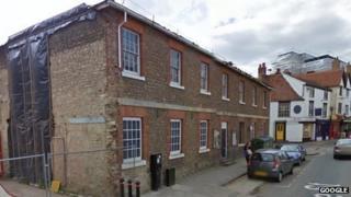 Abingdon's former police station