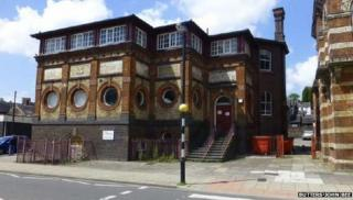 Stoke-on-Trent's former library in London Road was closed in 2008