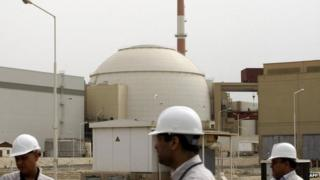 Bushehr nuclear power plant (2009)