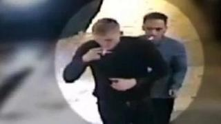 Two men police want to speak to