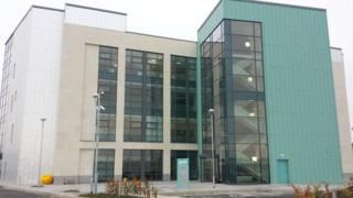 The science park is due to officially open later on Tuesday