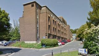 Broadland District Council offices