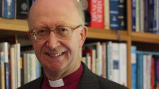 The Bishop of Oxford