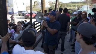 Vigilante groups in Baja California Sur, 17 Sep 14