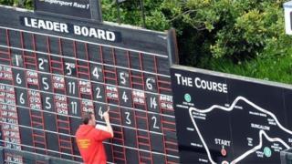 TT score board