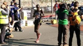 Ben Siwa from Uganda