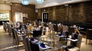 Clink restaurant at HMP High Down near Sutton