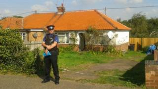 Bungalow being search in Costessey, Norfolk