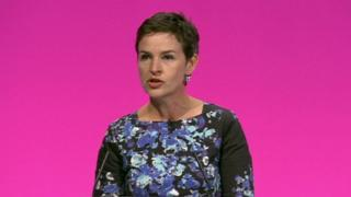 Shadow transport secretary Mary Creagh