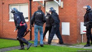 Crime crackdown in Liverpool