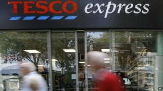 Tesco Express store