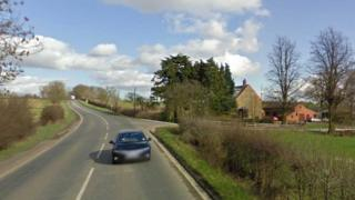 A4303 near Theddingworth