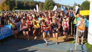 Reigate Half Marathon
