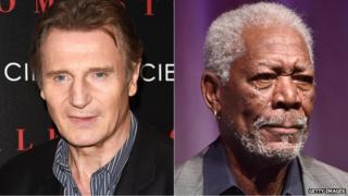 Liam Neeson/Morgan Freeman