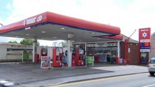 Murco filling station