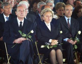 Sarkozy bid divides chirac couple over 2017 election bbc news - Mari de sophie ferjani ...