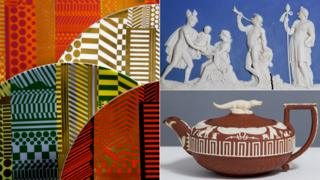 Items from the Wedgwood collection