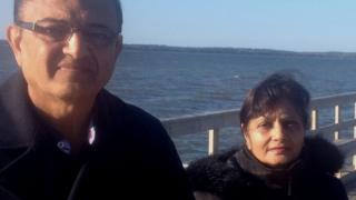 Vinod and Nilam Hindocha, Anni Dewani's parents