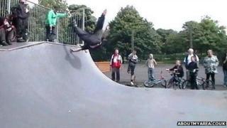 Stubylee Park, Bacup