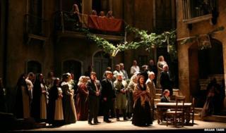 Cavalleria Rusticana performed by WNO