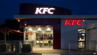 A KFC spokesman said the new takeaway in Coventry Road would replicate the design of its Falkirk branch