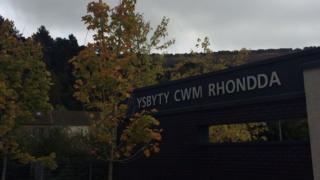 Ysbyty Cwm Rhondda