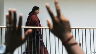Jayalalitha is one of India's most colourful and controversial politicians