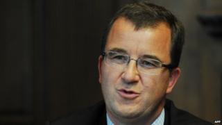 World Bank chief financial officer Bertrand Badre