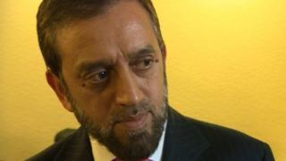Lancashire Deputy Police and Crime Commissioner Ibrahim Master